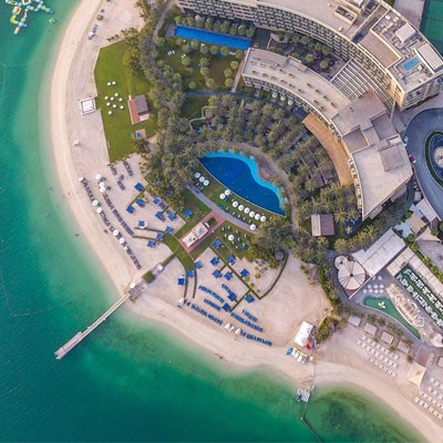 Staying at Rixos The Palm in Dubai